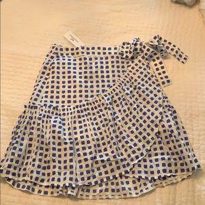 NWT Vineyard Vines Painterly Skirt